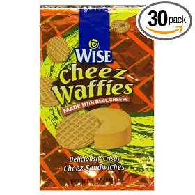 cheez waffies 30 pack