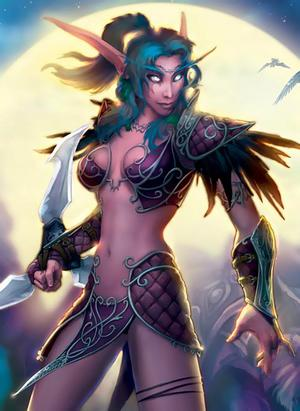 hot world of warcraft characters. hot World of Warcraft