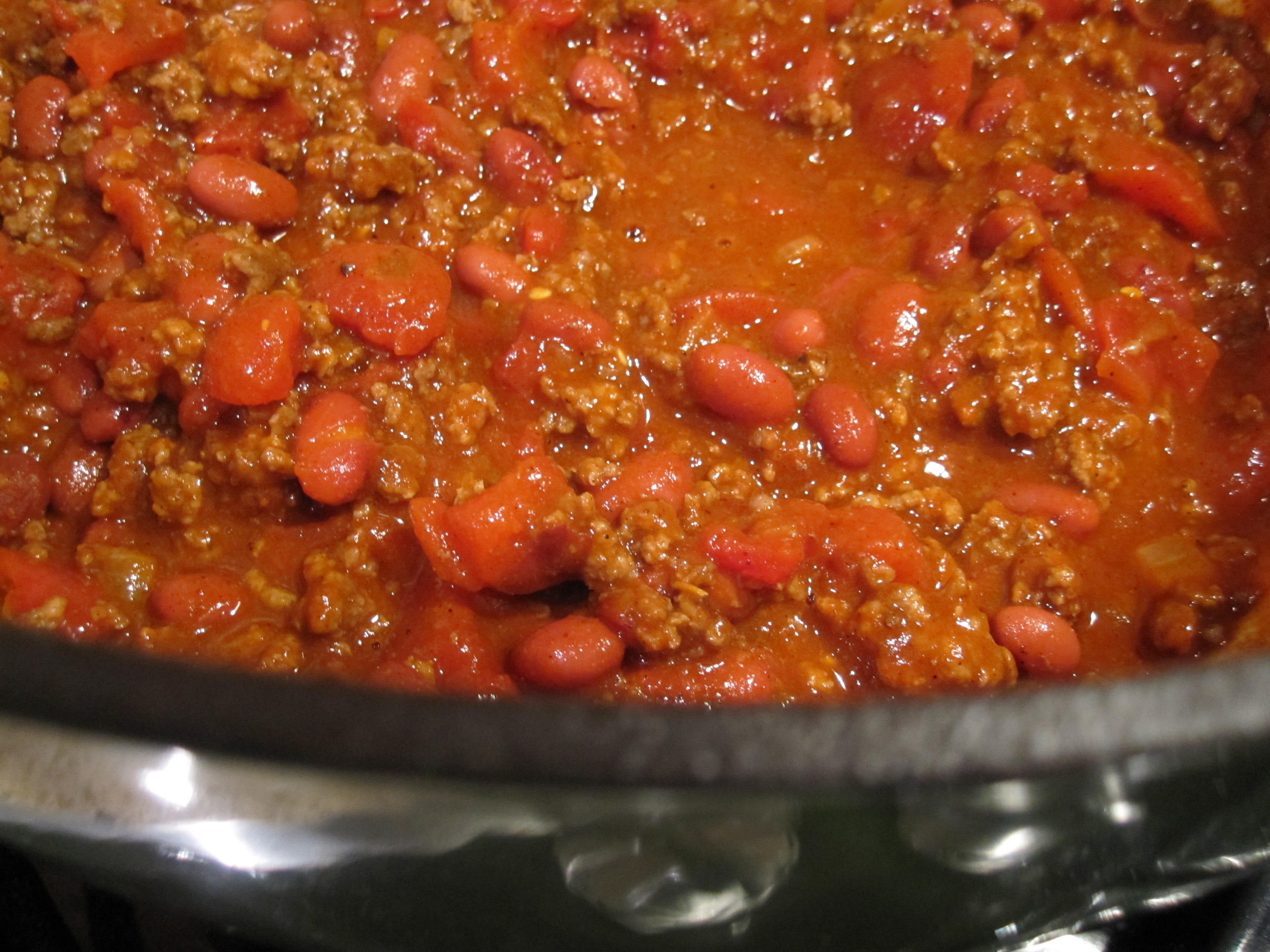 The other chili | the south in my mouth