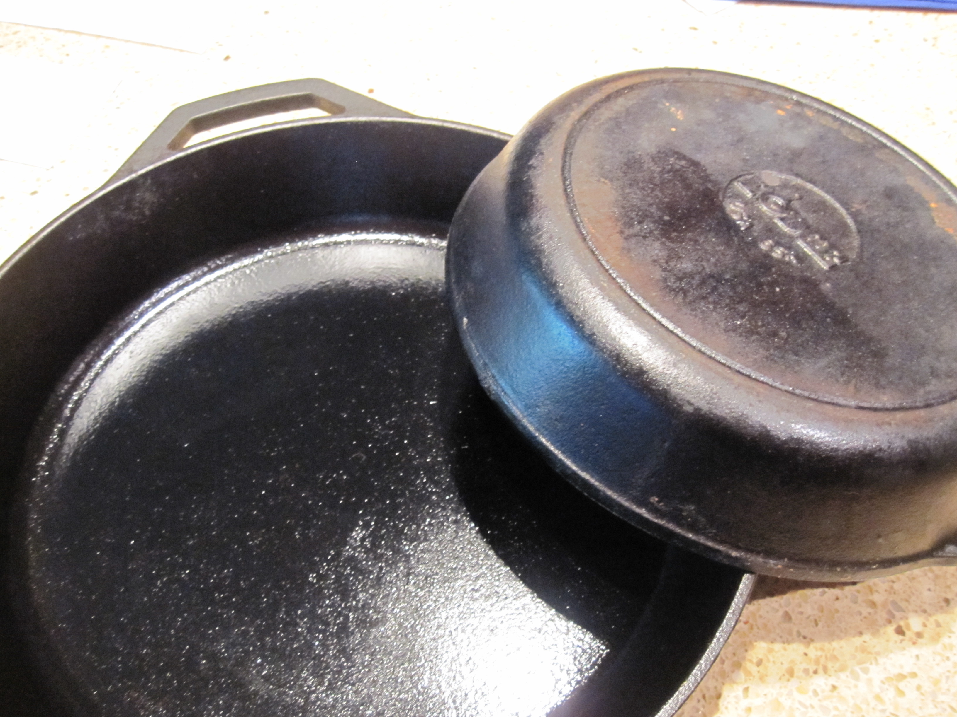 Cast iron | the south in my mouth