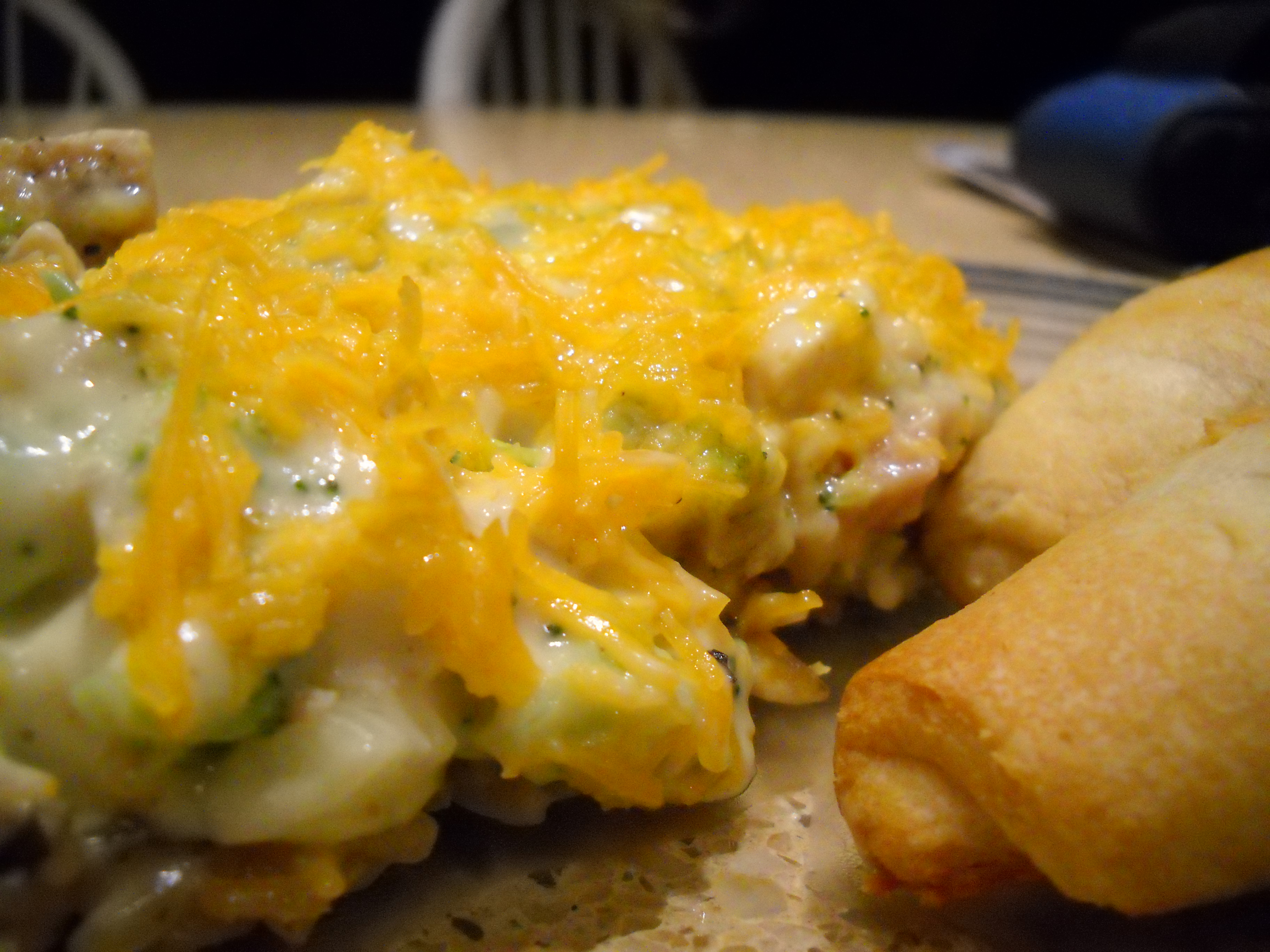 May 2011 the south in my mouth version of chicken divan forumfinder Choice Image